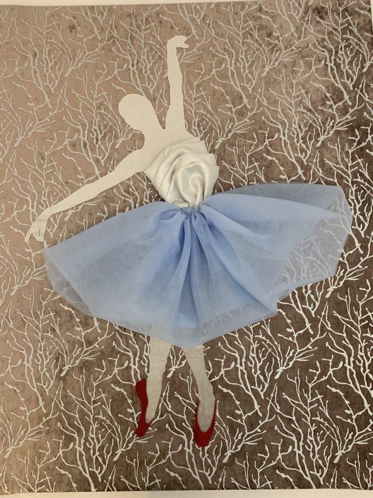 My fabric ideas - quadro desiderio d' amore di Cristiana D'Anna
