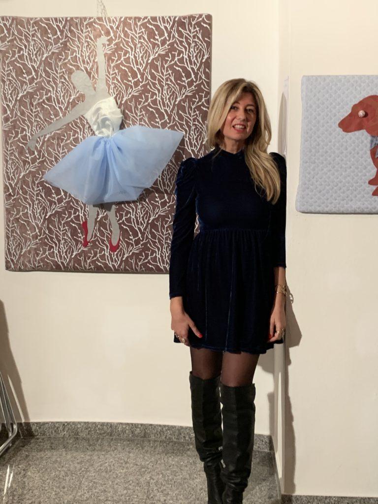 Cristiana D'anna, milano art gallery